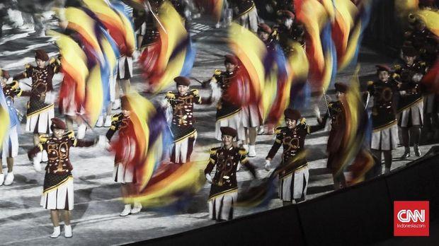 Indonesia telah menunjukkan keberhasilan sebagai tuan rumah Asian Games 2018.