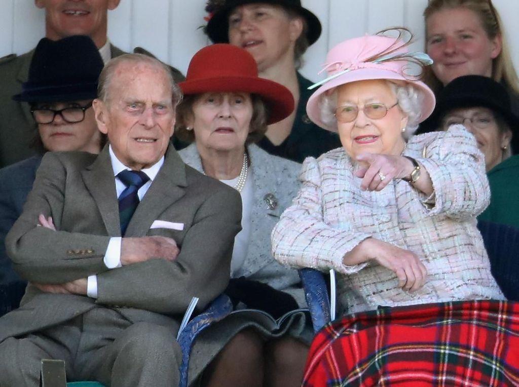 Fakta Pernikahan Ratu Elizabeth yang Jarang Diketahui Publik