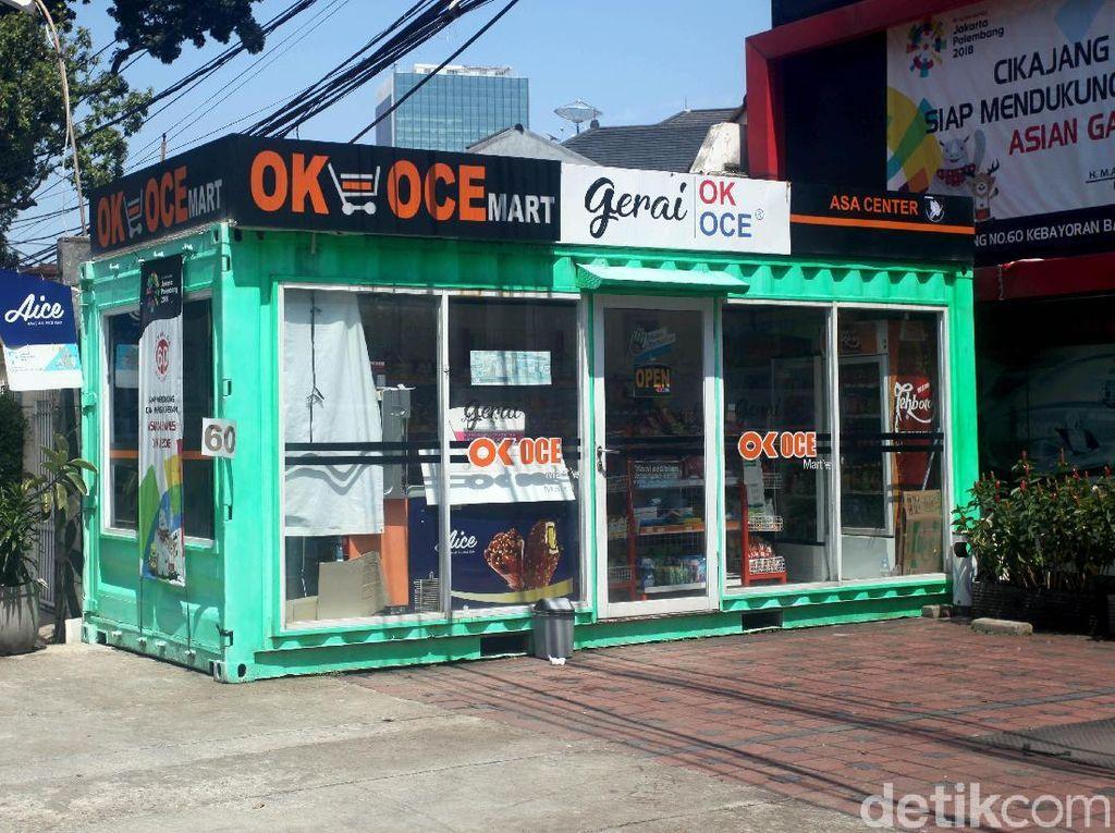 OK OCE Mart Tutup, Anies Bandingkan dengan Usaha Online