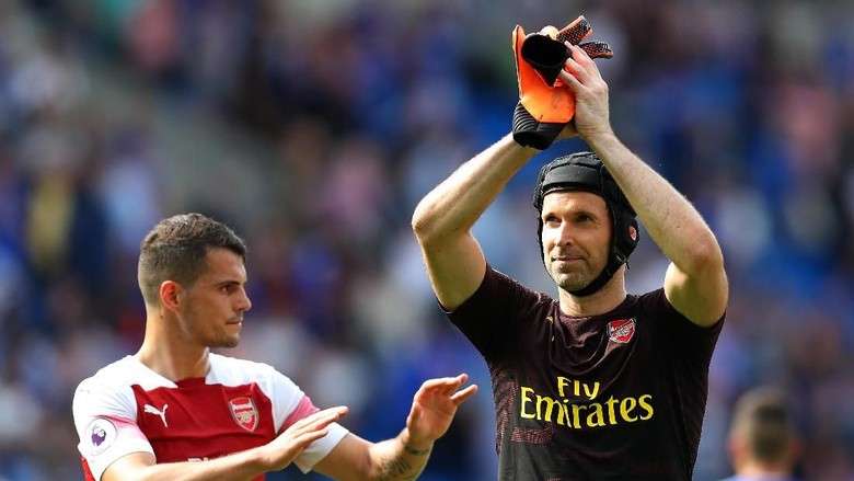 Petr Cech: Arsenal seperti Tiger Woods