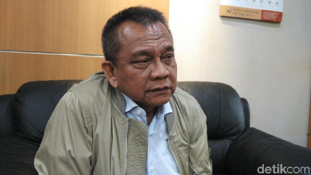 M Taufik ke PKS: Kursi Wagub DKI Bukan soal Beri dan Ngasih