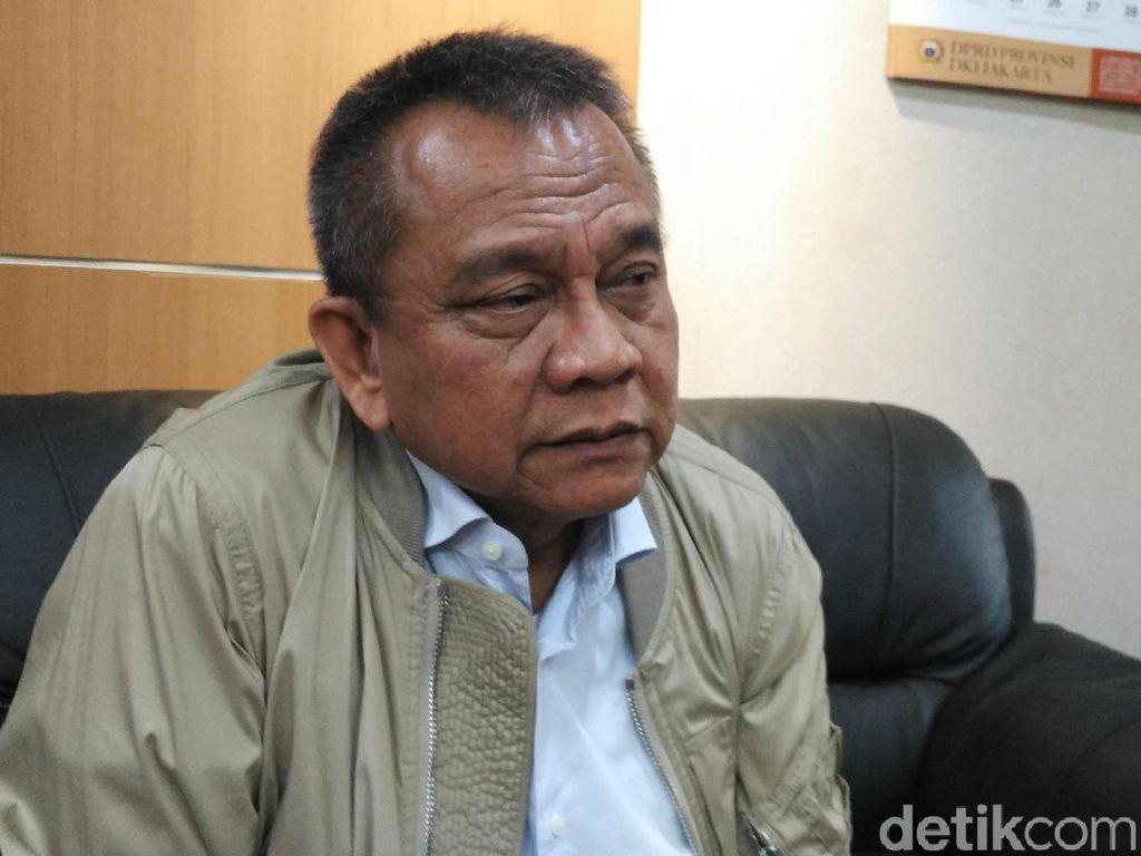 Tetap Tak Bisa Nyaleg, M Taufik Laporkan KPU DKI ke DKPP