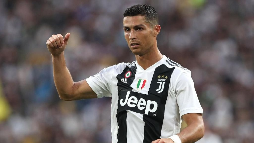 Kata Del Piero Mengapa Cristiano Ronaldo Belum Cetak Gol