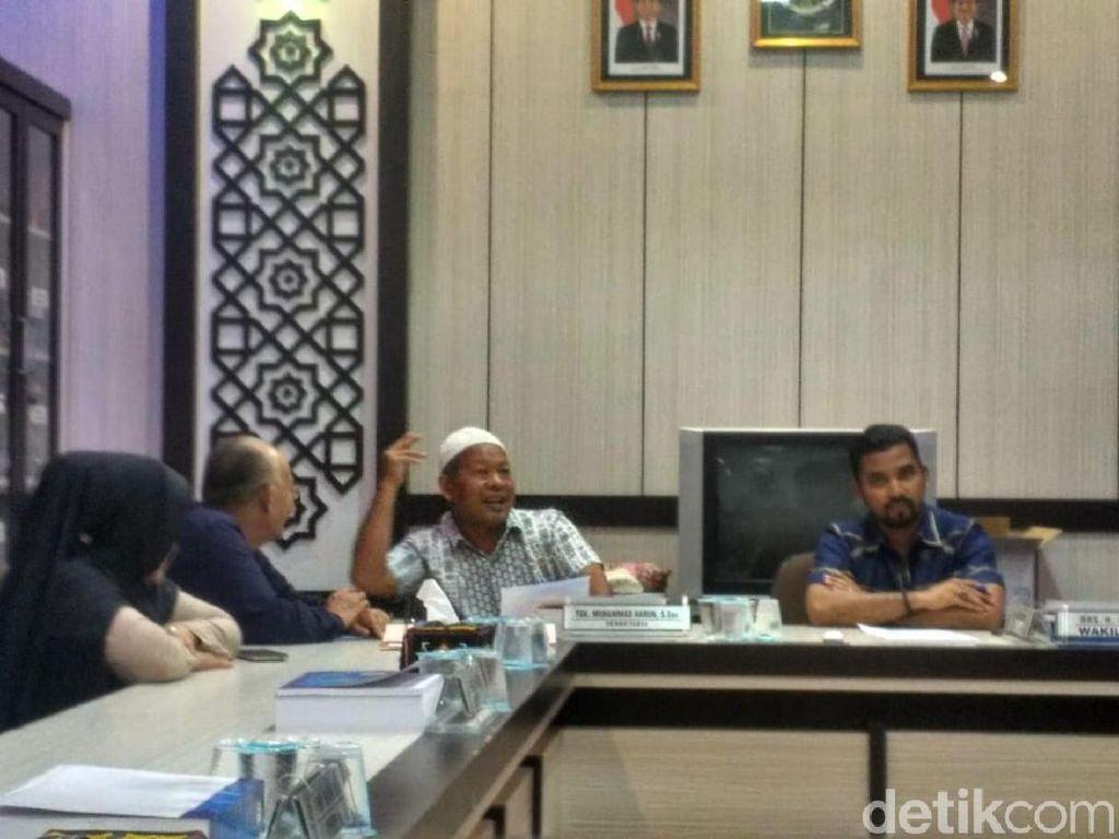 Ngaku Tanahnya Dihargai Rp 12.500/m, Warga Aceh Ngadu ke DPRD