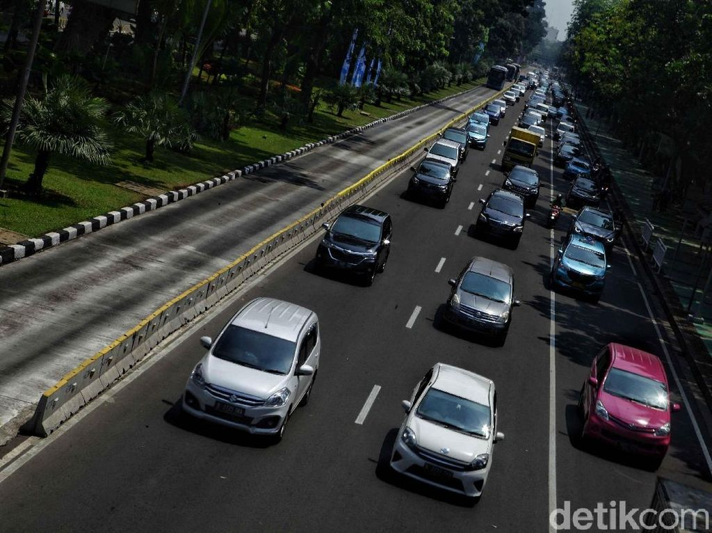 Saran Pengusaha Truk: Ganjil Genap Diberlakukan di Seluruh Jakarta