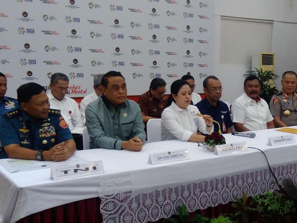 Atlet Asian Games yang Ingin Jadi PNS dan TNI-Polri Masih Didata