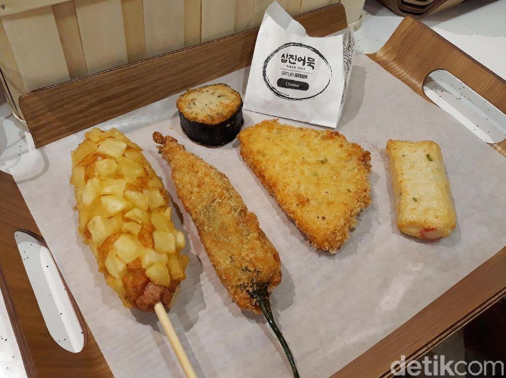 Fish Cake Kenyal Gurih Asal Korea Ada di Sini