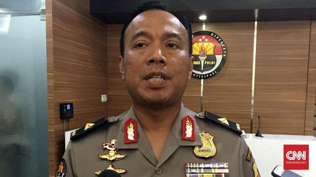 epala Biro Penerangan Masyarakat (Karo Penmas) Divisi Humas Polri Brigadir Jenderal Dedi Prasetyo