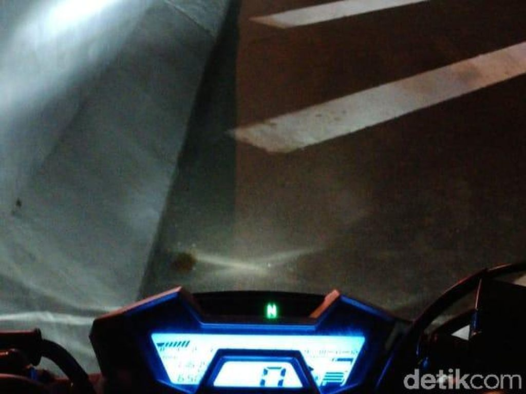 Tak Sadar Masuk Tol Bandara Soetta, Pria Ini Pasrah Kalau Ditilang