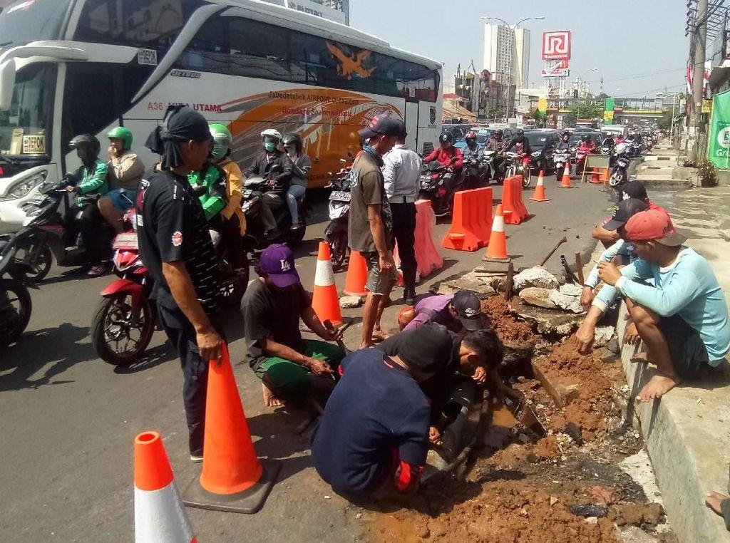 Siap-siap! Air PAM di 4 Kecamatan Depok Dimatikan 17-18 September