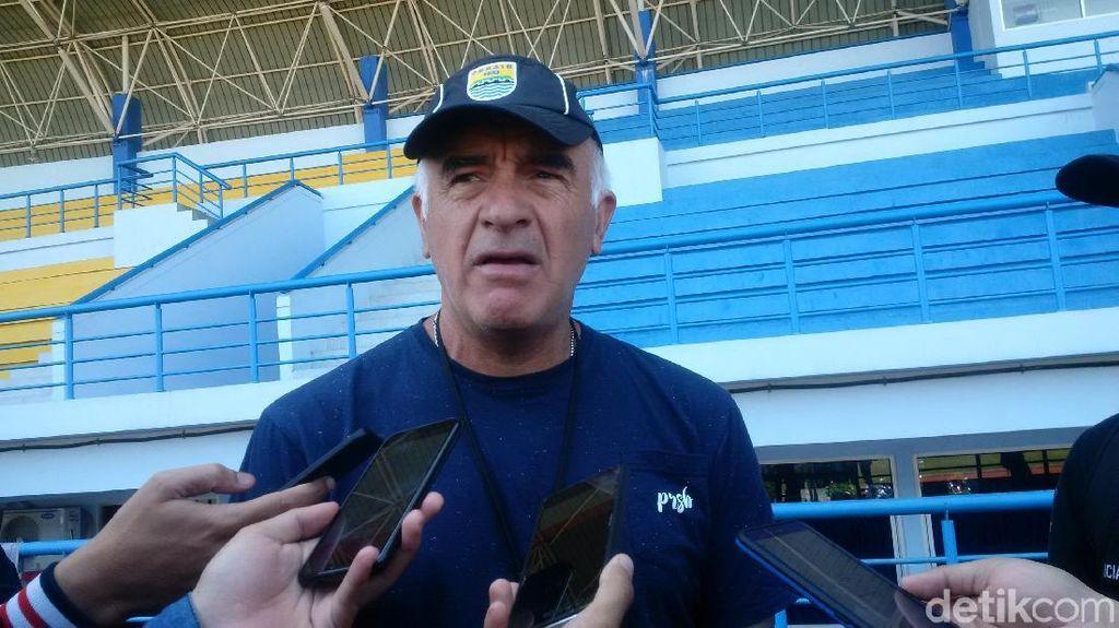 Mulai Pesimistis Juara Liga, Persib Incar Tempat di Piala AFC