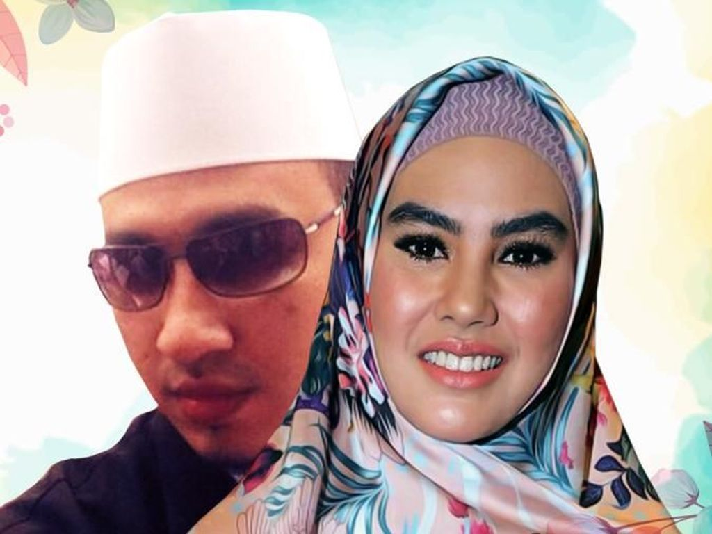 Habib Usman Janji Tak Akan Poligami Kartika Putri