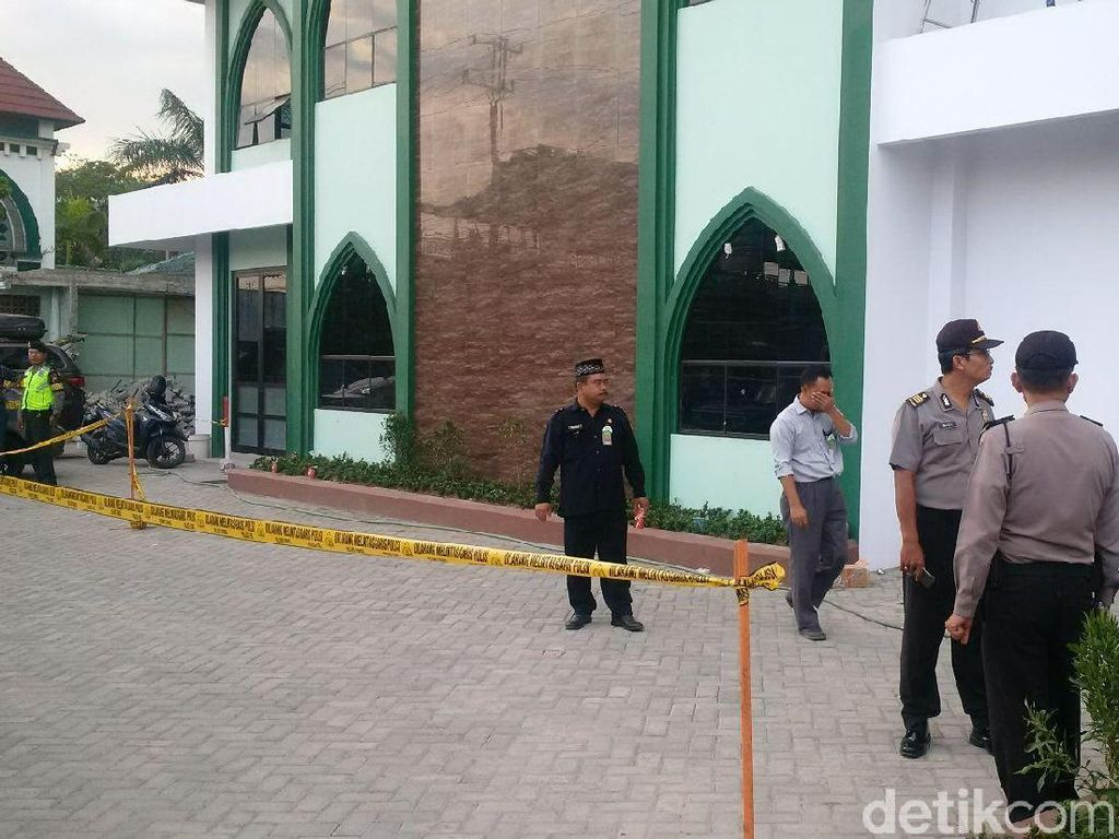 RSI Sultan Agung Semarang Dapat Ancaman Bom
