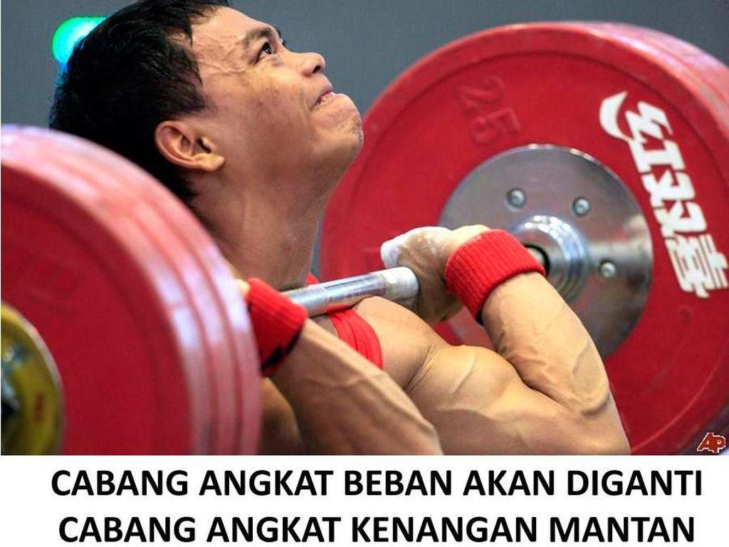 Meme Lucu Cabang Baru Olahraga Asian Games yang Bisa Bikin Baper
