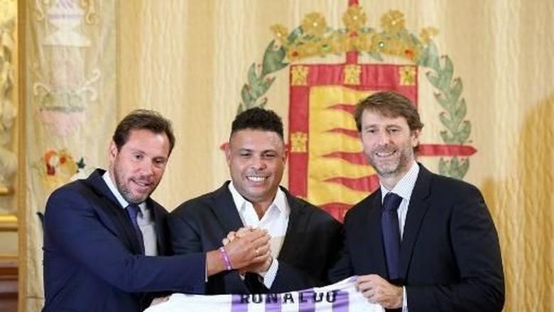 Ronaldo Resmi Makara Pemilik Real Valladolid