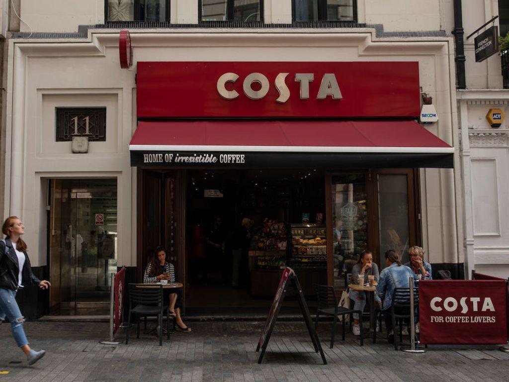 Coca Cola Akuisisi Gerai Kopi Berjaringan Global Inggris Senilai Rp 76 Triliun