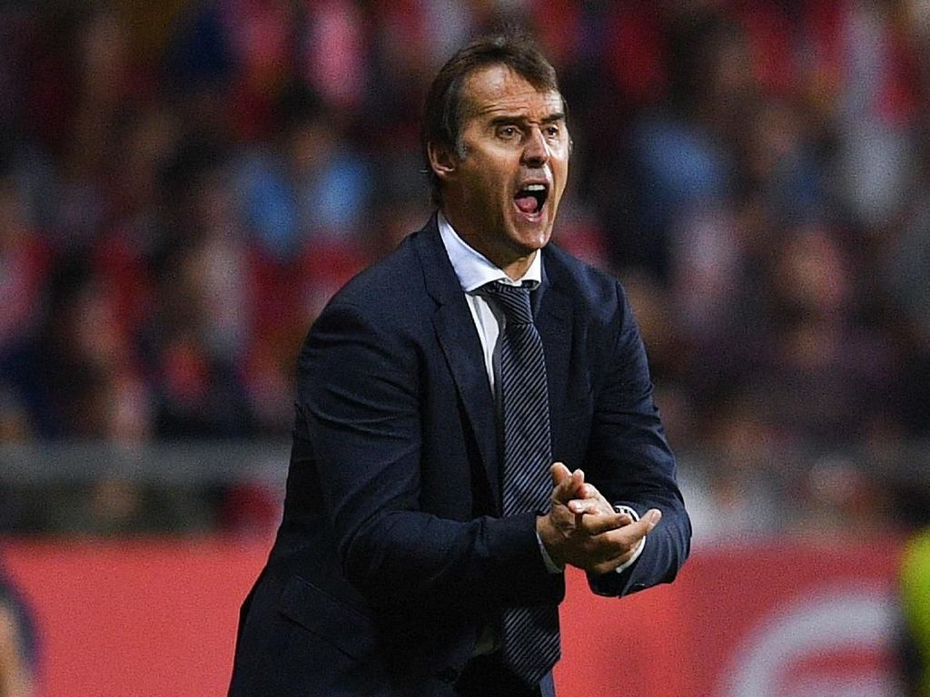 Lopetegui Tak Menyesal Terima Tawaran Madrid Jelang Piala Dunia