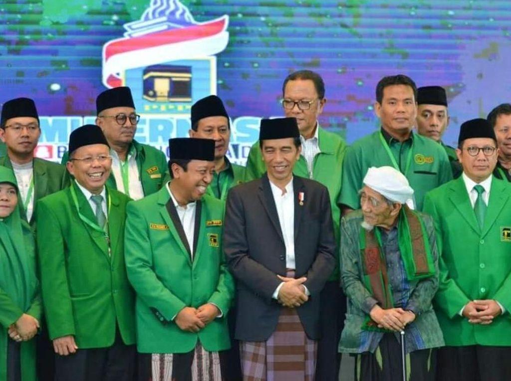 PPP: Maruf Amin akan Silaturahmi ke Mbah Moen