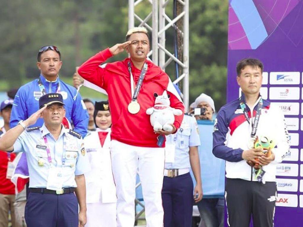 Cara Sehat ala Atlet Indonesia dengan Bonus Asian Games Terbesar