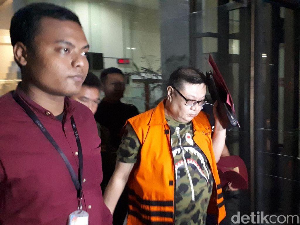 Tersangka Suap Hakim PN Medan Ditahan KPK