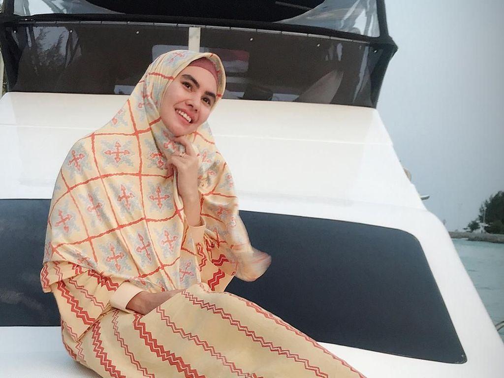 Melaney Ricardo Hormati Pilihan Kartika Putri Menikah dengan Habib Usman