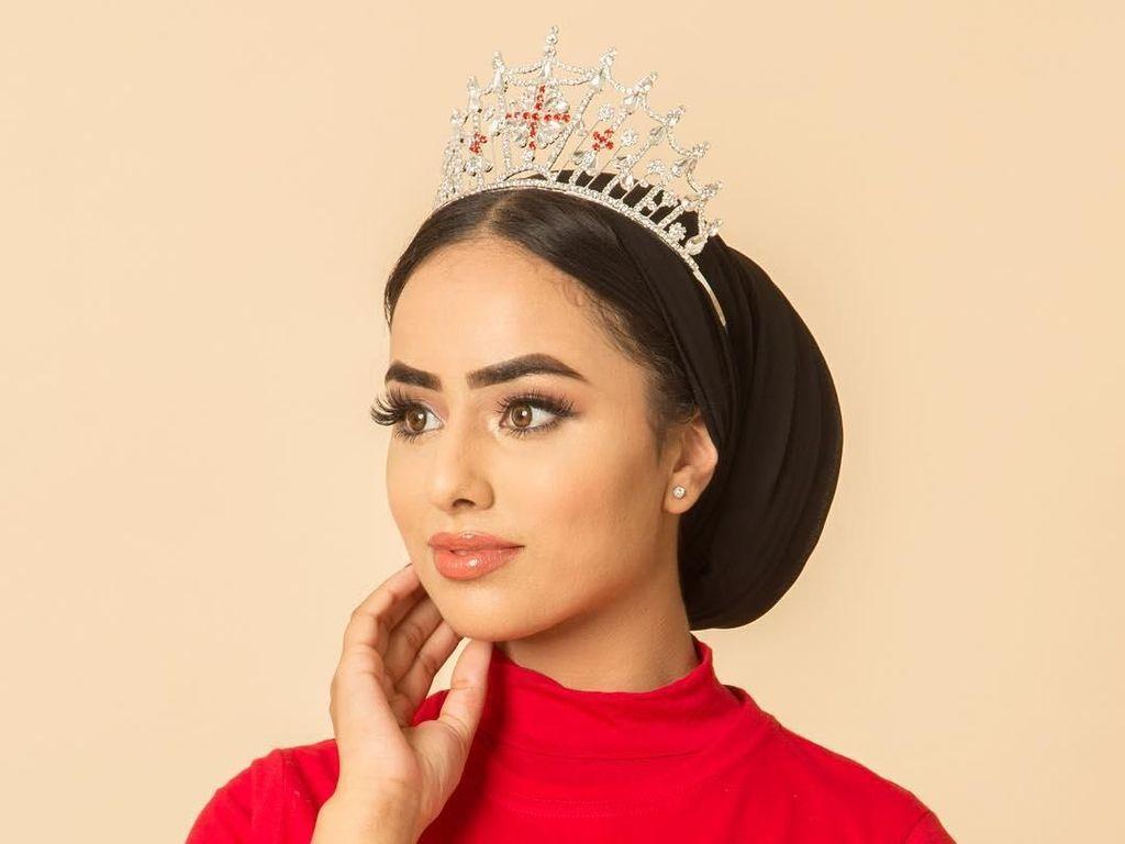 Ini Wanita Berkerudung Pertama yang Jadi Finalis Miss England