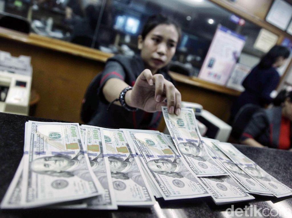 Blak-blakan BI soal Alasan Dolar AS Rp 15.000
