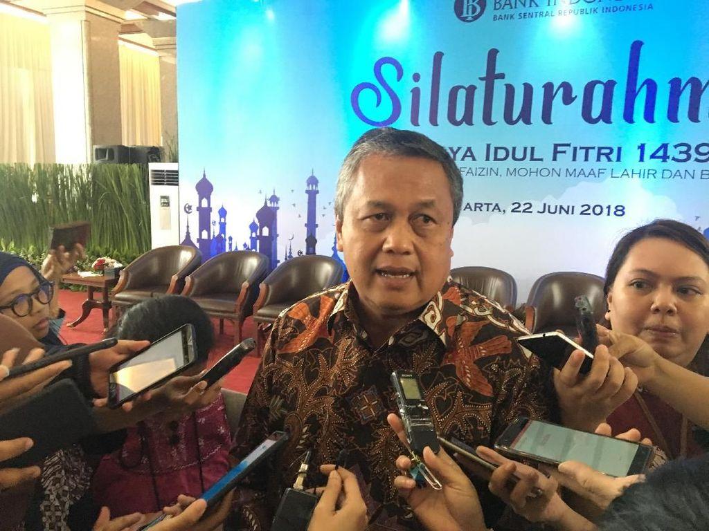 Dana Asing Kembali, Gubernur BI yakin Rupiah Stabil Tahun Ini