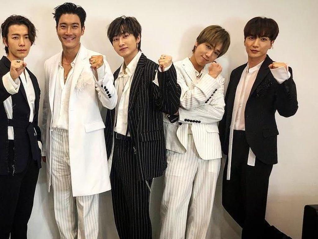 Tiket Konser Super Show Super Junior di Jakarta Dijual Mulai Rp 1 Juta