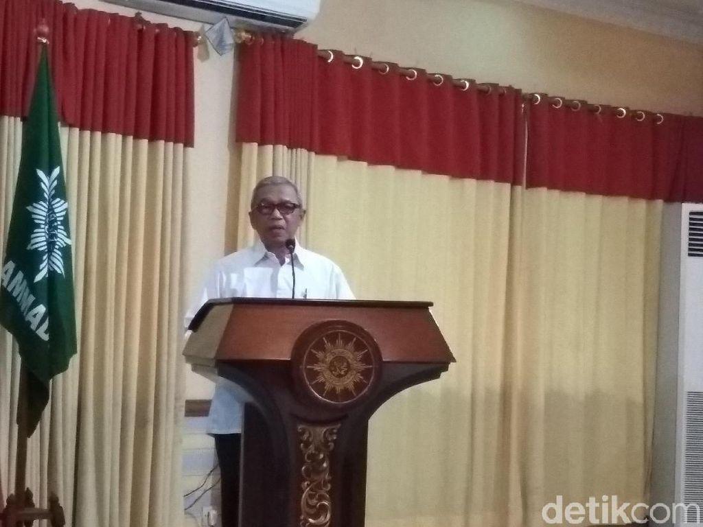Muhammadiyah Kritik KPU-Bawaslu Beda Sikap soal Caleg Eks Koruptor