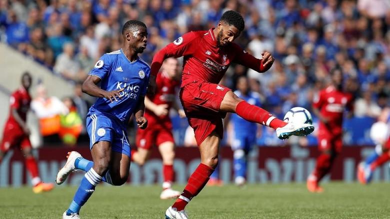 Liverpool Kehilangan Joe Gomez Enam Pekan