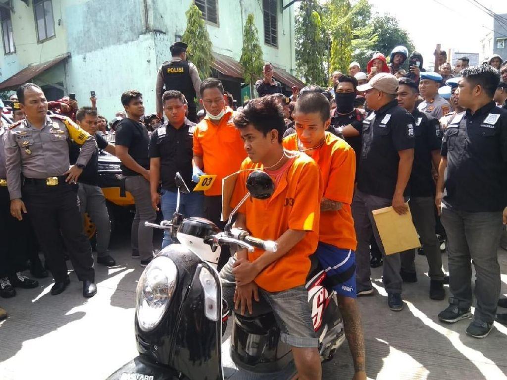 Ini Alasan Hakim Vonis Mati Pembakar 1 Keluarga di Makassar