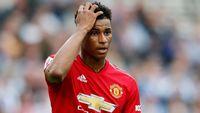 Disia-siakan Mourinho, Rashford Bisa Jadi Striker Utama di Chelsea