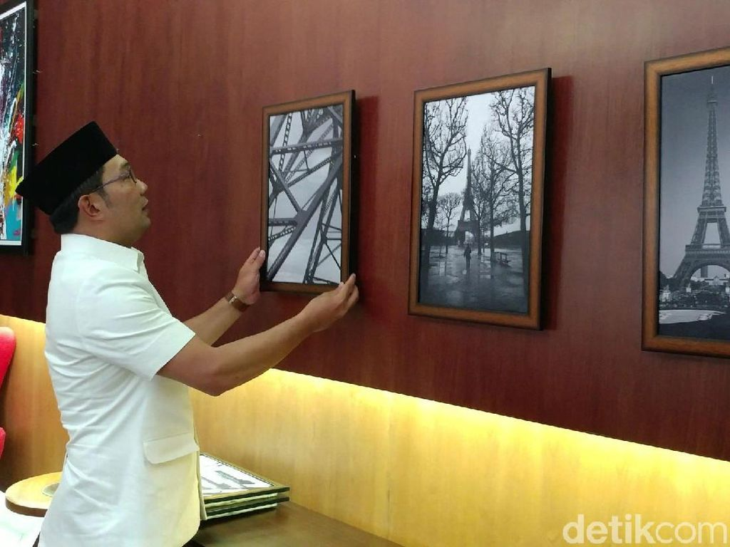 Ini Alasan Ridwan Kamil Ikut Dilantik di Istana Besok