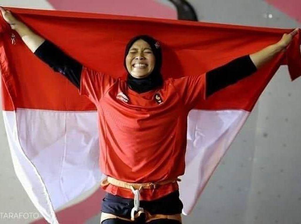 Bangga, Atlet Berhijab Indonesia Masuk 30 Before 30 Forbes Asia 2019