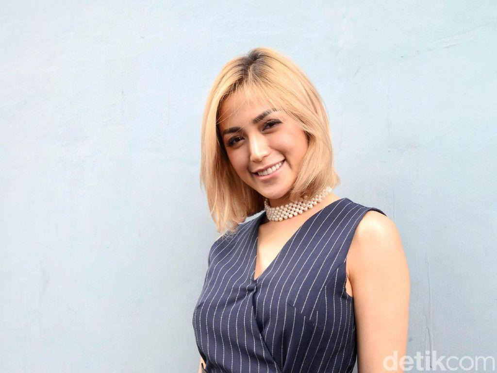 Jessica Iskandar Sebut yang Komentar di IG-nya Ludwig Palsu