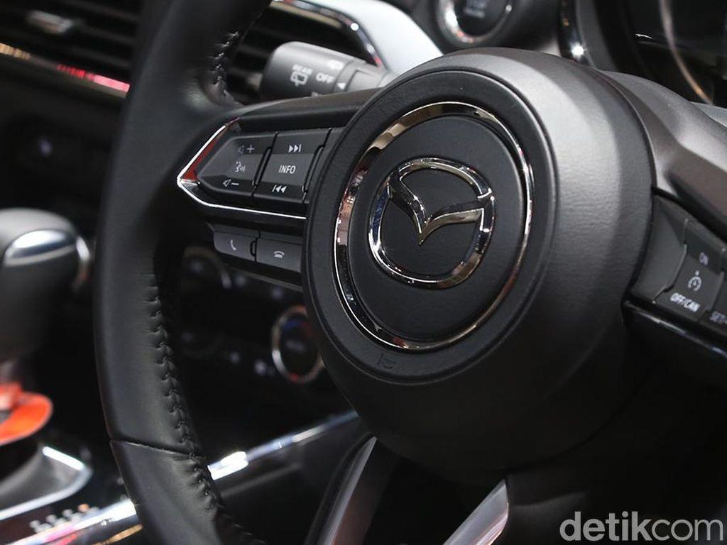 Mazda Masih Ogah Bikin Mobil Listrik