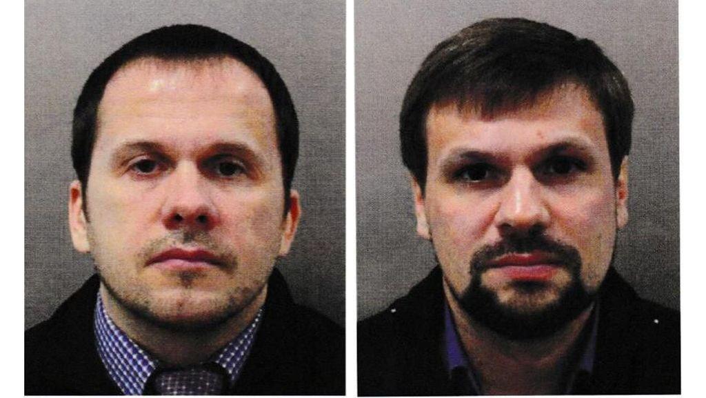2 Pria Rusia Dituduh Racuni Mata-mata, Putin: Mereka Warga Sipil