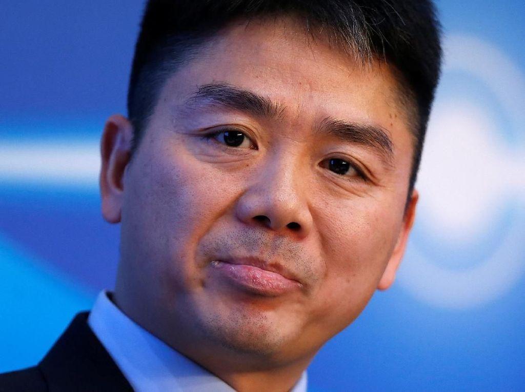 CEO JD.com Digugat Mahasiswi China Atas Tuduhan Pemerkosaan