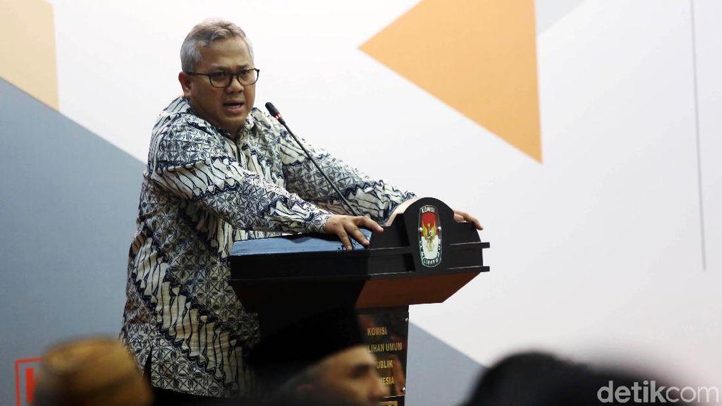 KPU Gelar Rapat Pleno Rekapitulasi DPT