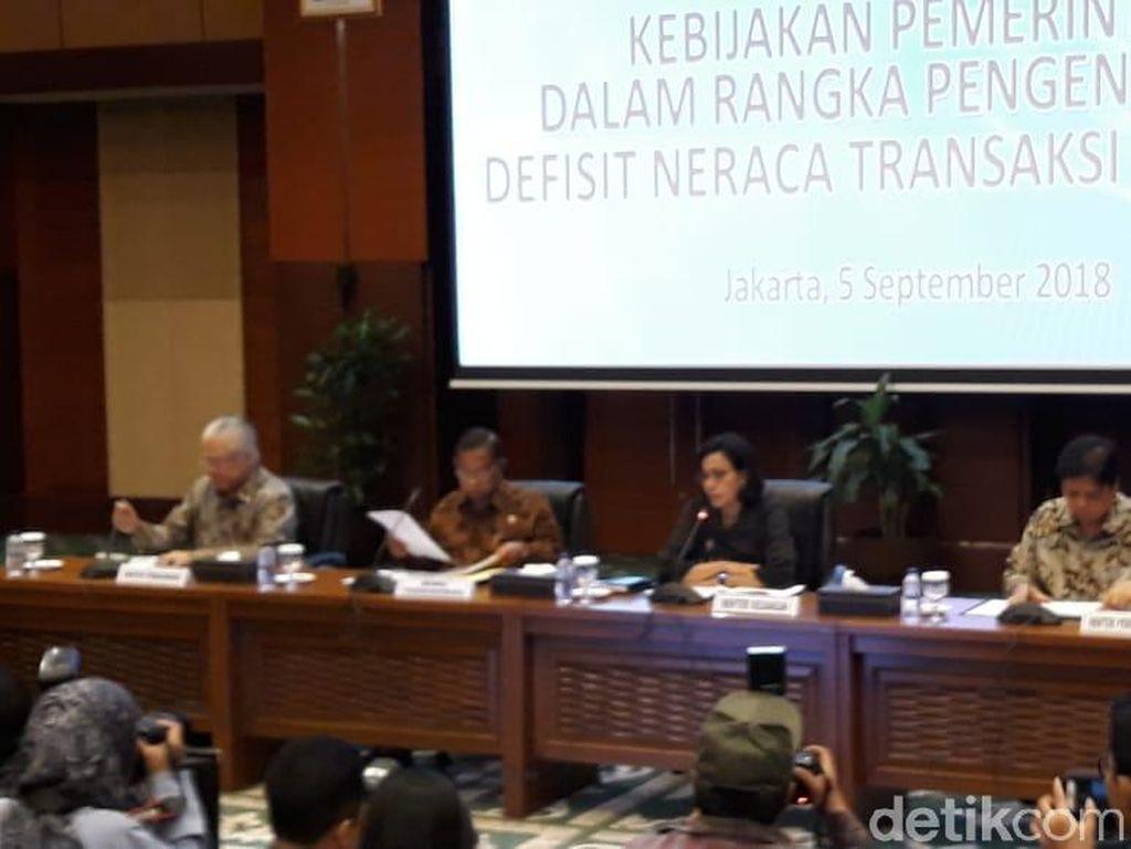 Pajak Impor 1.147 Barang Konsumsi Naik hingga 10%