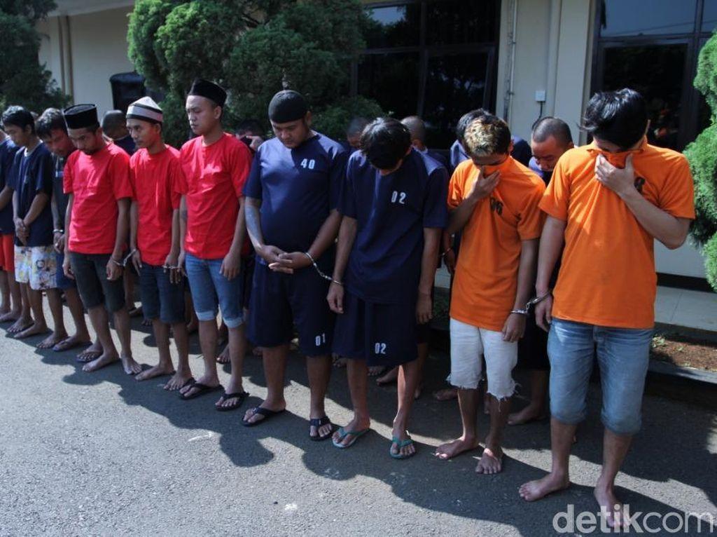 Ungkap 17 Aksi Kejahatan di Bandung, Polisi: 5 Kasus Begal