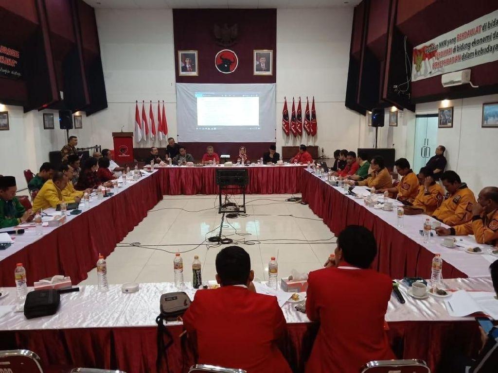 Soekarwo dan Dahlan Iskan Diusulkan Jadi Timses Jokowi di Jatim