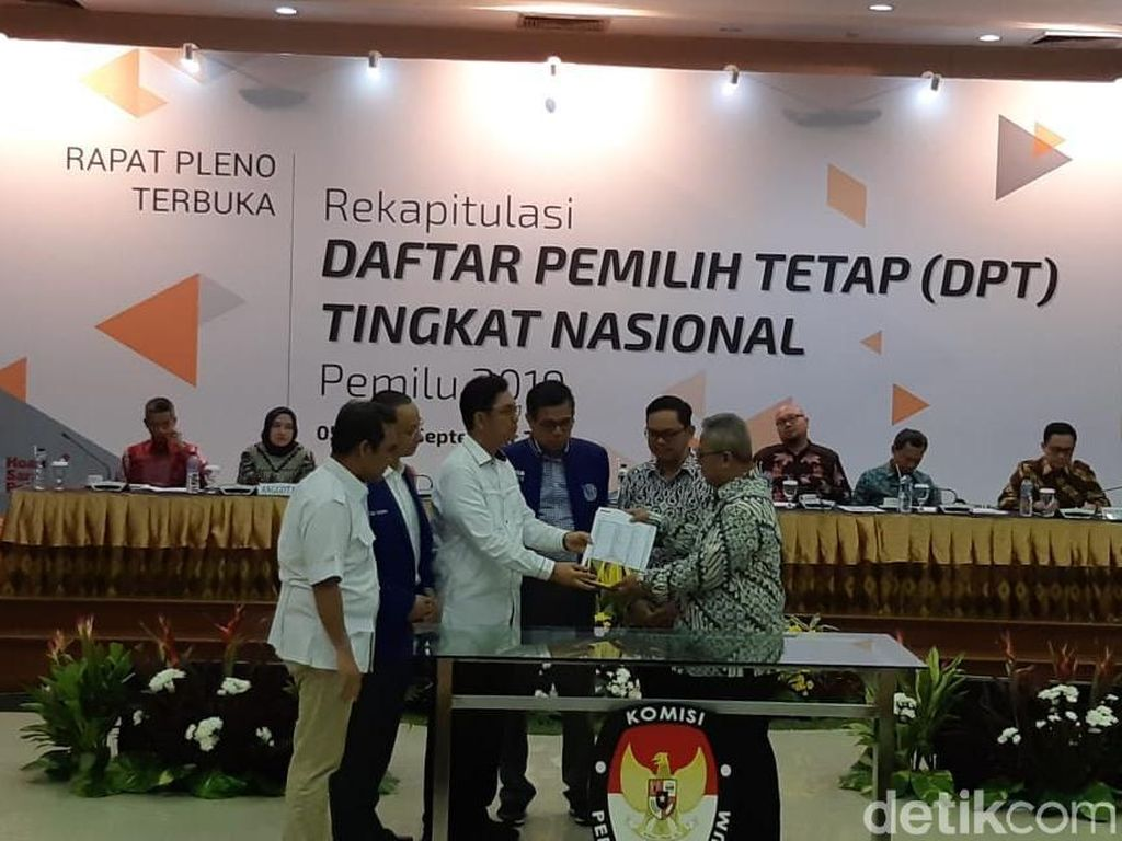 Koalisi Prabowo Rapat Bahas Temuan Jutaan Pemilih Ganda