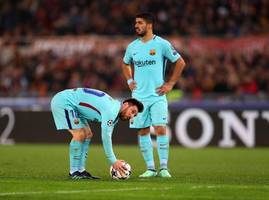 Sukses Madrid di Liga Champions Duri bagi Barcelona