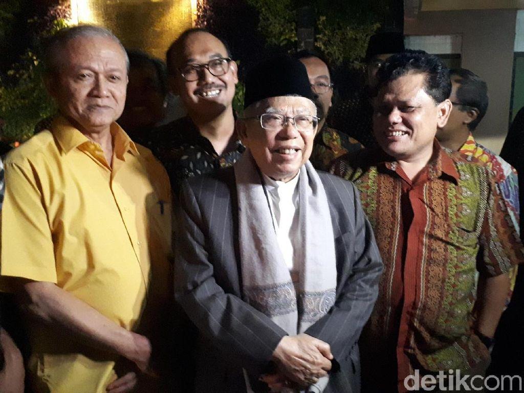 UAS Merasa Diintimidasi, Maruf Amin: Laporkan ke Kapolri Saja