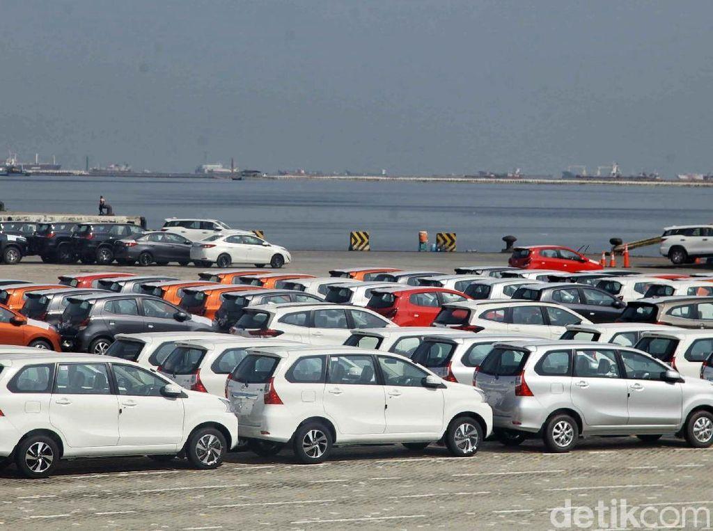 Ekspor Mobil Ikut Ngegas