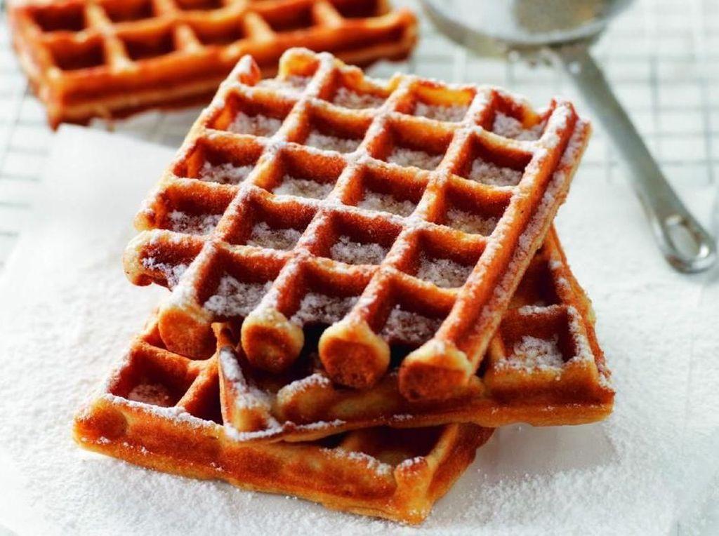 Ini Bedanya Waffle Belgia dan Waffle Lainnya
