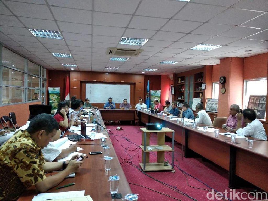 Calon Ketum PWI Wajib Tanda Tangan Pakta Integritas