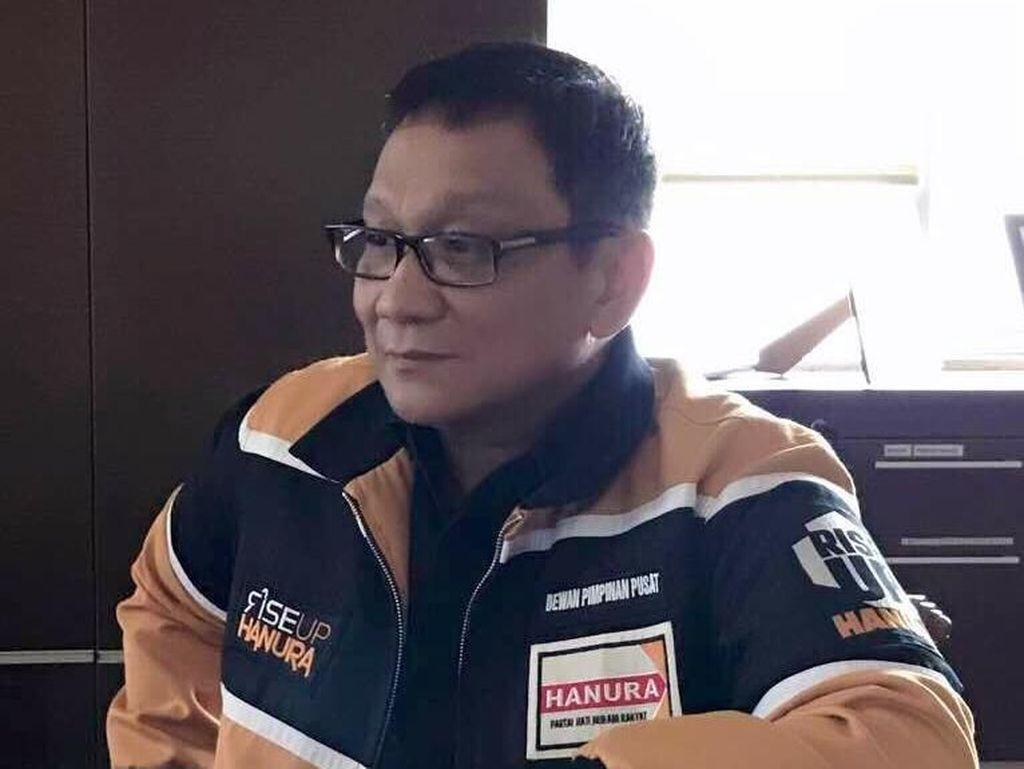 Hanura: Prabowo Bicaranya Berapi-api Tapi Isinya Hoax